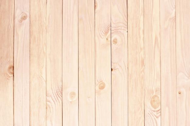 Drewniane tło, lekka tekstura drewnianej tarczy lub panelu deski