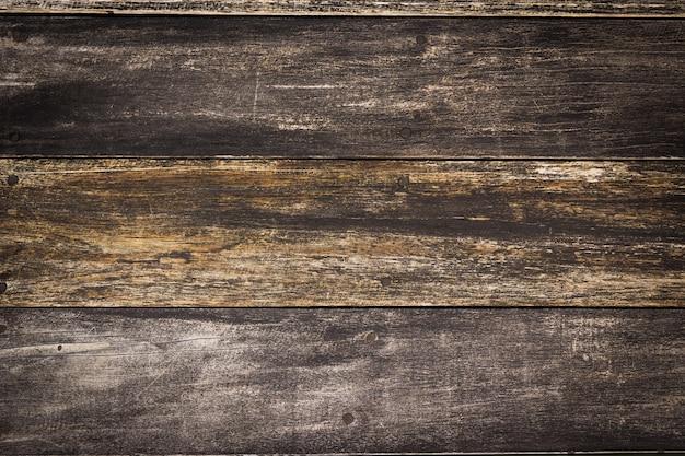 Drewnianego tekstury tła stary panel