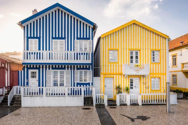 Drewniany dom portugalia