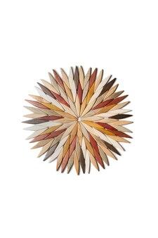 Drewniany stojak na płyty kuchenne tablica inwentaryzacyjna na gorąco