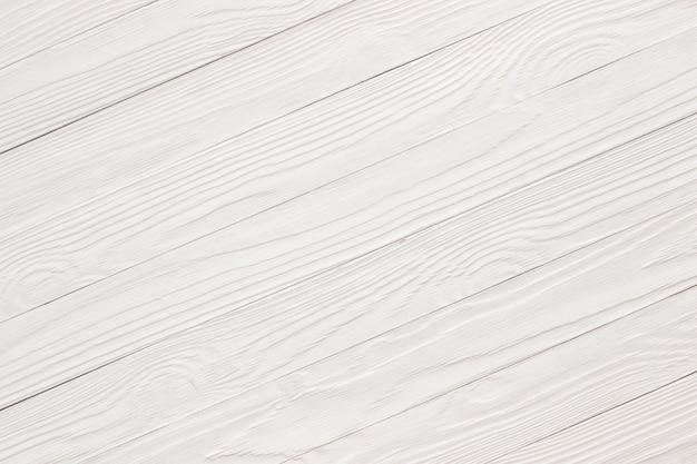 Drewniany stół lub ściany, biała tekstura drewna jako ściana do projektowania