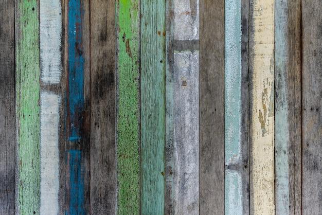 Drewniany tło lub tekstura