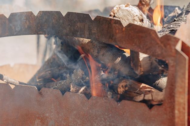Drewno do grilla