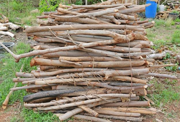Drewno kij tło