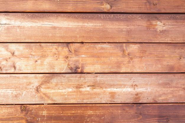 Drewno, tło, podłoga, stół, ciemna, drewniana powierzchnia do dodawania tekstu lub projektowania dzieła sztuki dekoracyjnej.