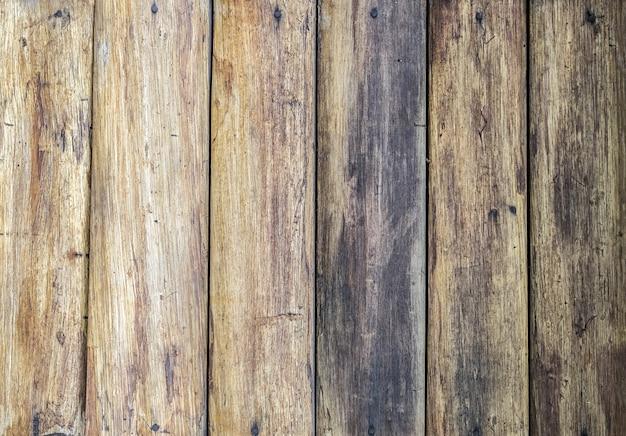 Drewno żółte deski szorstkie tekstury tła