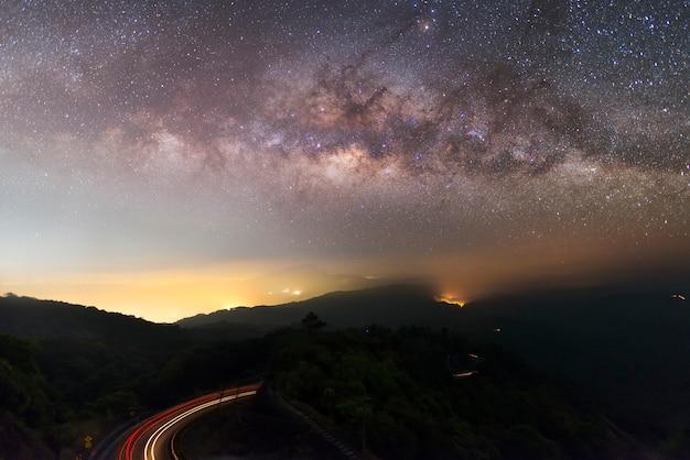 Droga mleczna tajlandia, galaktyka drogi mlecznej