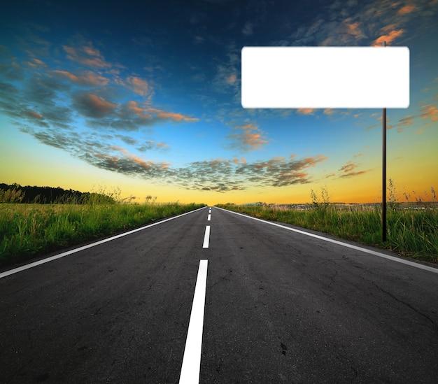 Droga ze wskaźnikiem