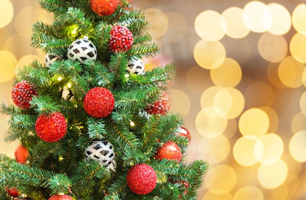 Drzewko świąteczne