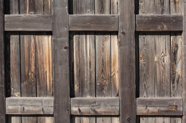Drzwi. stary tekstura drewna.