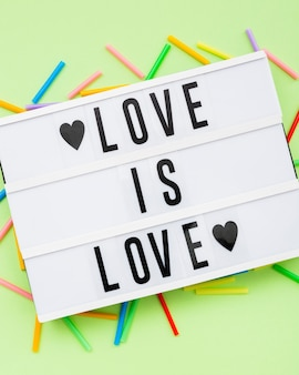 Duma lgbt społeczeństwo dzień miłość jest miłością