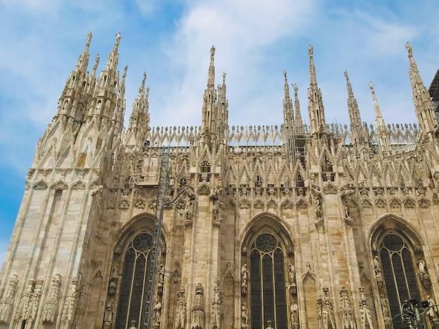 Duomo di milano (katedra w mediolanie)