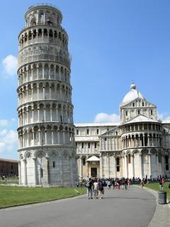 Duomo i pisa wieża w pizie