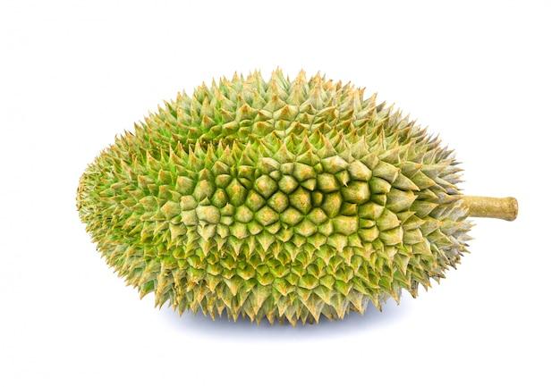 Durain jest królem owocem