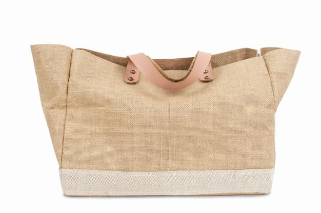Duża płócienna torba