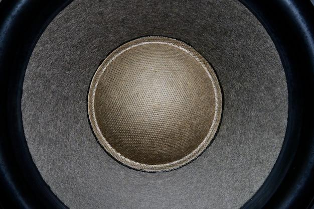 Duże głośniki do wykorzystania jako tło i obiekt w projekcie