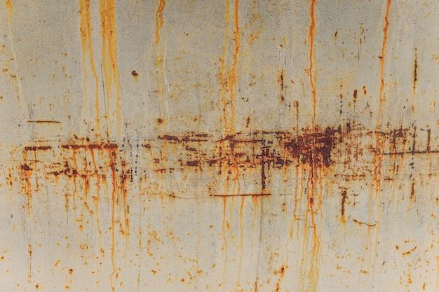 Duże tła rdzy - idealne tło z miejscem na tekst lub obraz.