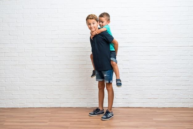 Dwaj bracia razem