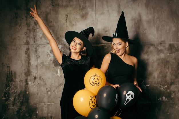 Dwie urocze czarownice