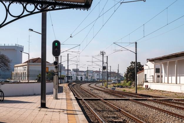 Dworzec kolejowy w faro