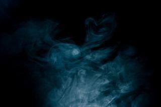 Dym, kontemplacja