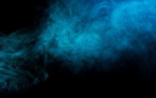 Dym, przejrzyste