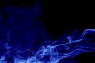 Dym, zapach, formę, dynamiczne