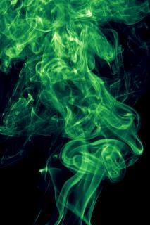 Dym, zapach, formę, streszczenie