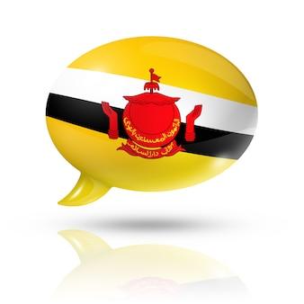 Dymek flaga brunei