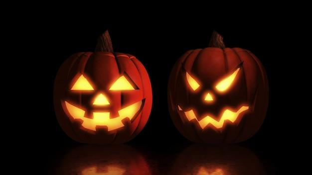 Dynia halloweenowa jack o lantern