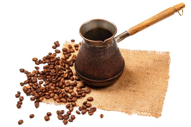 Dzbanek do kawy po turecku