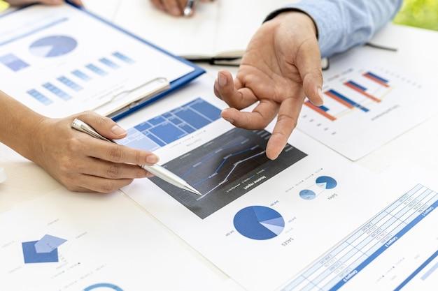 Dział sprzedaży odbywa comiesięczne spotkanie podsumowujące, aby doprowadzić je do kierownika działu, weryfikuje poprawność przygotowanych dokumentów przed wniesieniem do kierownika