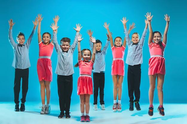 Dziecięca szkoła tańca, balet, hiphop, street, funky i nowi tancerze