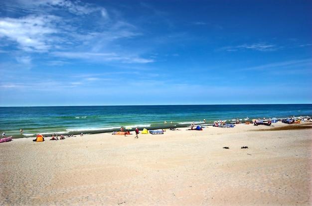 Dzień beach
