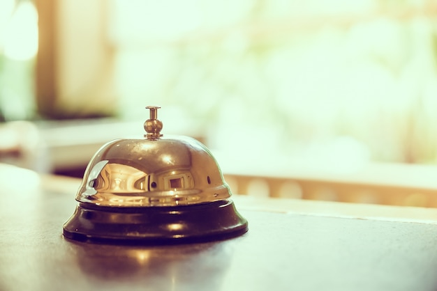 Dzwon hotelu