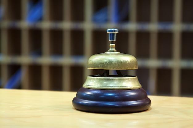 Dzwon na recepcji