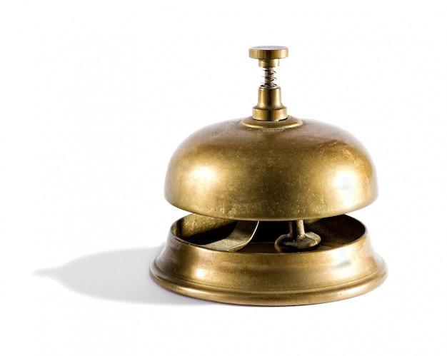 Dzwonek serwisowy z mosiądzu