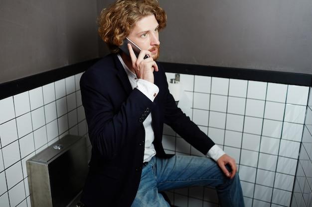 Dzwonię do toalety