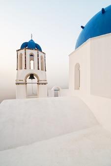 Dzwonnica w kościele prawosławnym na santorini