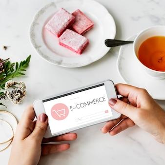 E-commerce Sklep Online Strona Główna Koncepcja Sprzedaży Darmowe Zdjęcia