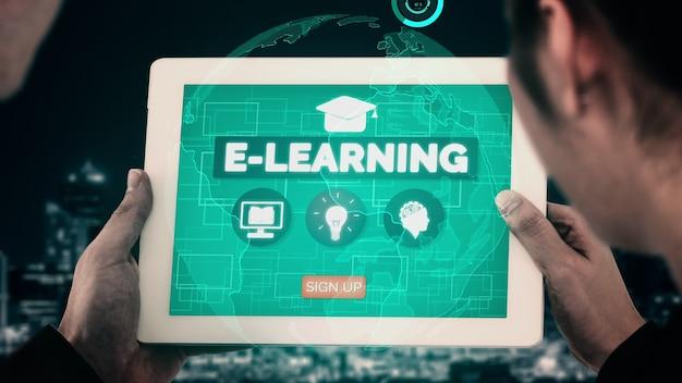 E-learning dla studenta i uczelni koncepcyjny