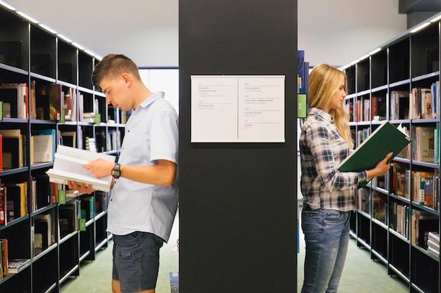 Edukacja studentów w bibliotece