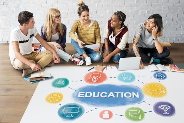 Edukacja studium nauka pojęcie wiedzy