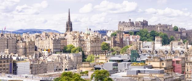 Edynburg szkocja uk