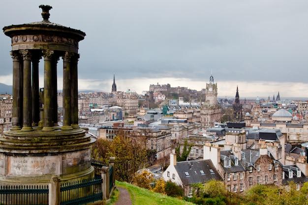Edynburg w wielkiej brytanii