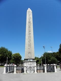 Egipski obelisk w stambule