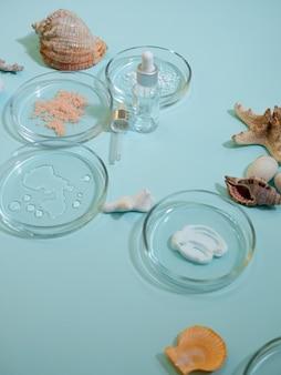 Ekologiczne kosmetyki na bazie naturalnych składników kolagenu morskiego i pierwiastków śladowych