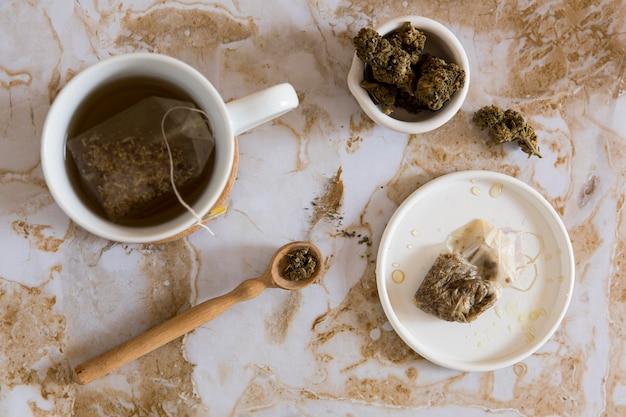 Ekologiczny asortyment herbat cbd