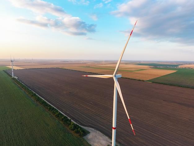 Ekologiczny wiatrak
