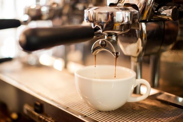 Ekspres do kawy z ekspresu do kawy